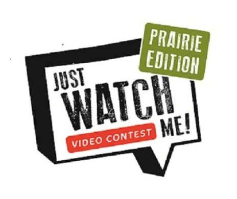 Just Watch Me Logo