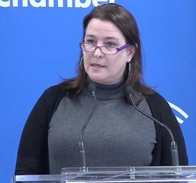 MaureenSpeech